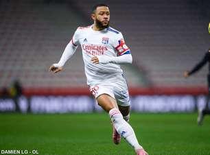 Em final de contrato com o Lyon, Depay entra na mira do Liverpool
