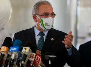 Brasil receberá medicamentos para intubação, diz Queiroga