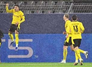 Dortmund só aceita vender Sancho por 'oferta excepcional'
