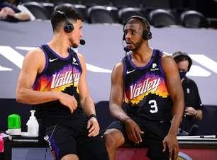Em partida incrível, Suns prova força e derrota Jazz