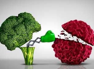 Boa alimentação combate e previne diversos tipos de câncer