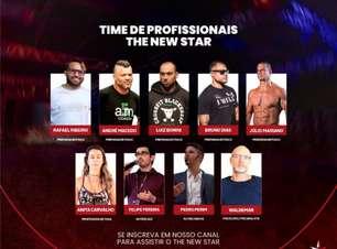 """BJJ Stars revela staff que dará suporte aos atletas na primeira temporada do reality show """"The New Star"""""""