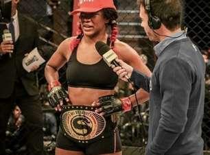 Dayana Silva aposta em estratégia e motivação para desbancar ex-campeã em sua estreia no Bellator