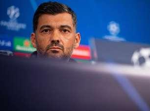 Treinador do Porto, Sérgio Conceição discute decisão contra o Chelsea na Champions: 'Estamos prontos para ir à luta'