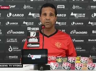 """VITÓRIA: Rodrigo Chagas confirma equipe reserva para confronto contra o Doce Mel e defende: """"Queremos jogar sempre da forma mais competitiva possível"""""""