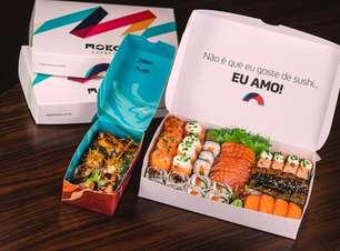 Mokai Express traz sushi e sashimi com arte a SP