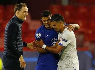 Chelsea segura pressão do Porto e volta à semi após 7 anos