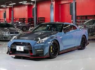 Nissan GT-R NISMO recebe atualizações pontuais