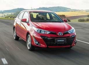 Toyota Yaris 2022: conheça as versões e itens de série do hatch