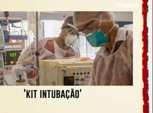 Queiroga diz ainda esperar chegada de 'kit intubação' e abertura de nova compra