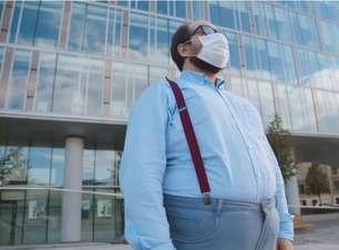 Obesidade piora as chances de recuperação da Covid-19
