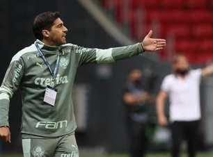 Abel Ferreira lamenta demissão de Renato Gaúcho e confirma Palmeiras reserva contra São Paulo