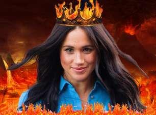 Mídia vê Meghan como Lady Macbeth, a esposa falsa e venenosa