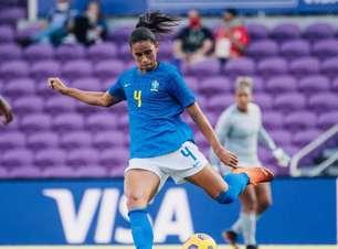 Palmeiras feminino acerta empréstimo de jogadora da Seleção Brasileira