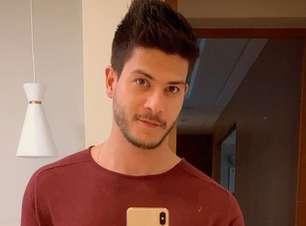 Arthur Aguiar fecha acordo com a Globo e fará parte do elenco da Dança dos Famosos