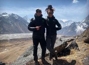 Brasileiros no Everest: a expedição de Aretha Duarte e Carlos Santalena