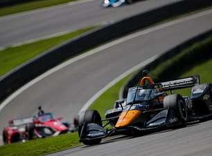 McLaren faz nova aposta e promete teste na F1 para O'Ward em caso de vitória na Indy