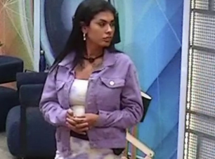 BBB21: Pocah exibe tie-dye em look de R$ 228,98