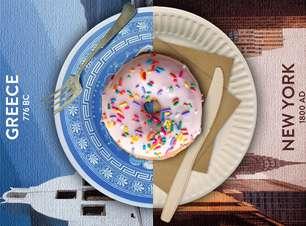 Donut foi invenção dos gregos: veja mais descobertas surpreendentes sobre origem de alimentos