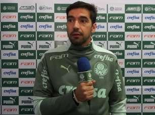 Abel Ferreira iguala pior sequência sem vitórias