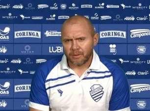 Mozart Santos é anunciado como novo técnico da Chapecoense