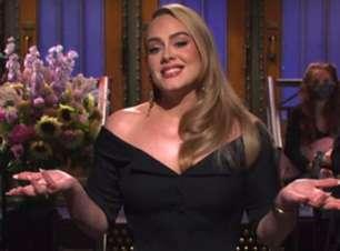 Adele está namorando amigo de infância, segundo revista britânica