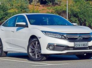 Recall: Honda convoca Civic, Accord, CR-V e HR-V