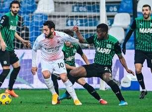 Milan x Sassuolo: saiba onde assistir e prováveis escalações da partida