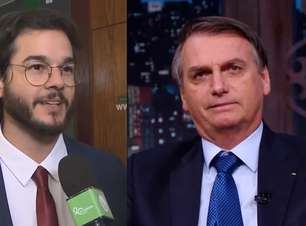 Namorado de Fátima Bernardes ataca Bolsonaro após polêmica com Jesus