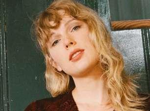 Taylor Swift lidera nos streamings nesta semana nos EUA