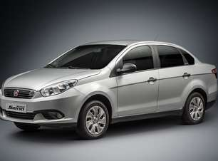 Kit GNV de fábrica: saiba quanto custa o Fiat Grand Siena 1.4 movido a gás