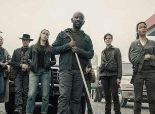 Fear The Walking Dead tem morte chocante nesta semana