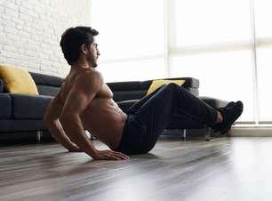 3 exercícios para perder muitas calorias usando só o corpo