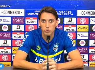GRÊMIO: Geromel faz balanço da 'era Renato', cita resgate de orgulho e pede que se olhe para frente no novo momento do clube