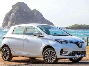 Novo Renault Zoe 2022 chega ao Brasil por R$ 204.990