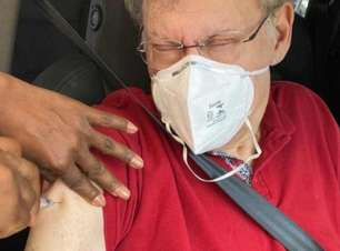 Milton Neves não consegue segunda dose de vacina contra Covid-19 e desabafa