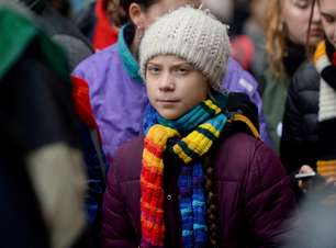 Greta critica líderes e pede mudanças drásticas pelo clima