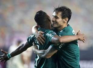 Brasileiros deslancham na Libertadores; Santos é a exceção