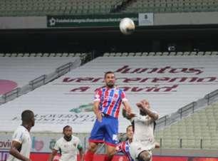 Nos pênaltis, Bahia elimina Fortaleza e encara o Ceará na final da Copa do Nordeste