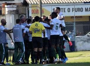 Impiedoso, América-MG goleia a URT, confirma vaga nas semifinais e vai encarar o Cruzeiro