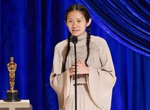 Vitória de Chloé Zhao no Oscar 2021 é censurada na China