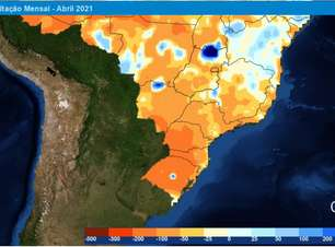Falta de chuva aumenta risco de incêndio no centro-sul do BR