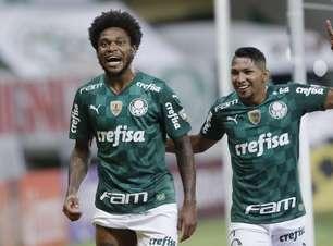 Palmeiras goleia o Independiente del Valle por 5 a 0 em SP