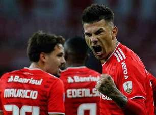 Inter chega a terceira goleada em quatro jogos