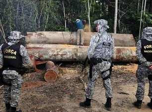 Governo vai destinar R$ 23 milhões em multas ambientais da Petrobrás para Força Nacional