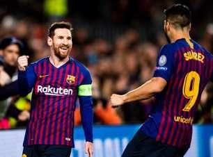 Suárez aconselha Messi a permanecer no Barcelona