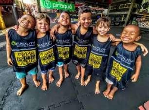 Piraquê apoia o projeto social Faixa Preta de Jesus, no Rio de Janeiro; confira todos os detalhes