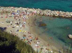 Ilha de Capri, na Itália, será declarada 'livre da Covid'