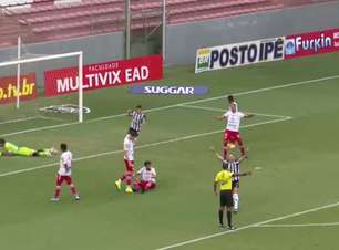 MINEIRO: Gols de Tombense 0 x 3 Atlético-MG