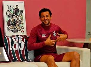 Nino e Fred são homenageados pelo Fluminense e atacante concorre a craque da rodada na Libertadores